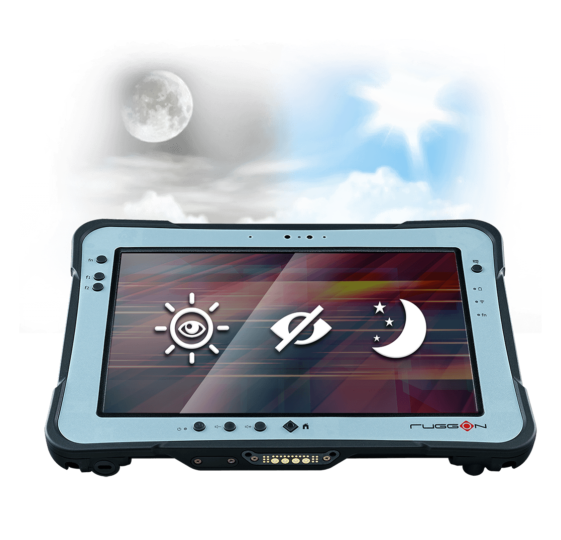 RuggON SOL PA501, fully rugged tablet, Android 9 Pie, Octa-Core processor