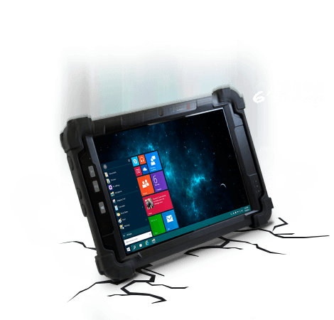 RuggON PM-522 10.4 inch rugged tablet