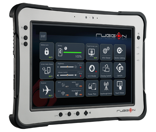RuggON PM-521, Fully Rugged Tablet