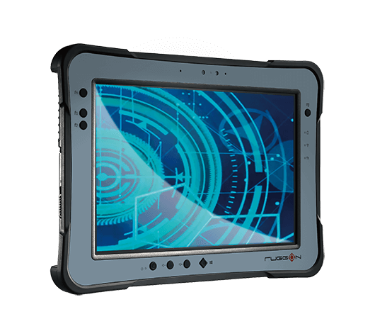 RuggON PX501, rugged tablet, Intel Core i5, support digitizer, golve touch