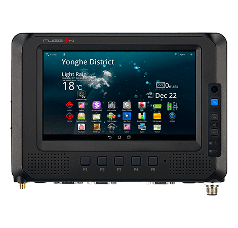 RuggON MT7010, Mobile Data Terminal